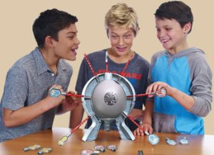Star Wars Force Awakens Death Star Boom Boom Balloon Game