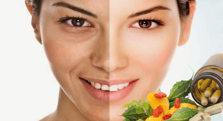 Age Gracefully With Anti-Wrinkle Herbs and Supplements ©
