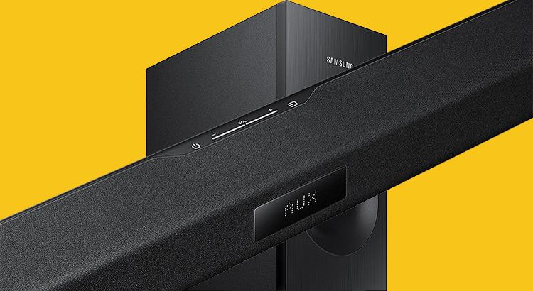 Samsung HW-J355 TV Soundbar / Woofer Rocks the Mid-Price Range