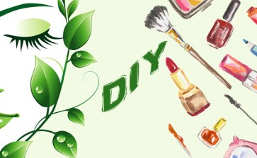 DIY: Make Your Own Natural, Chemical-Free Makeup!
