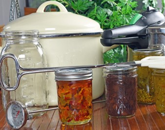 Food Preservation Guide - Canning Equipment
