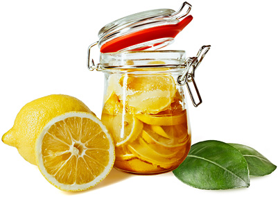 Food Preservation Guide - Canned Lemons