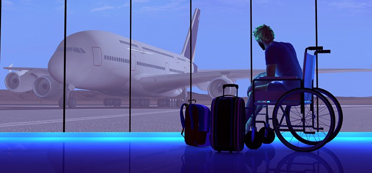 Tips for Travelling with Physical Challenges ©