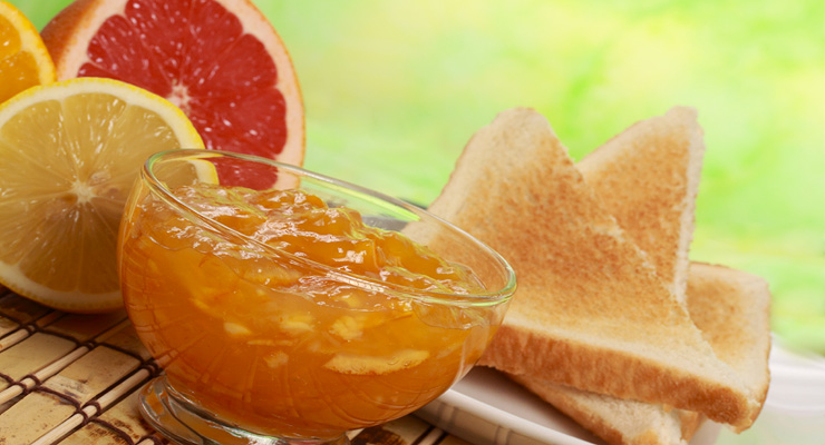 Preserves - Marmalade Recipe