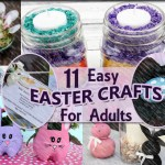 11 Easy Easter Crafts for Adults