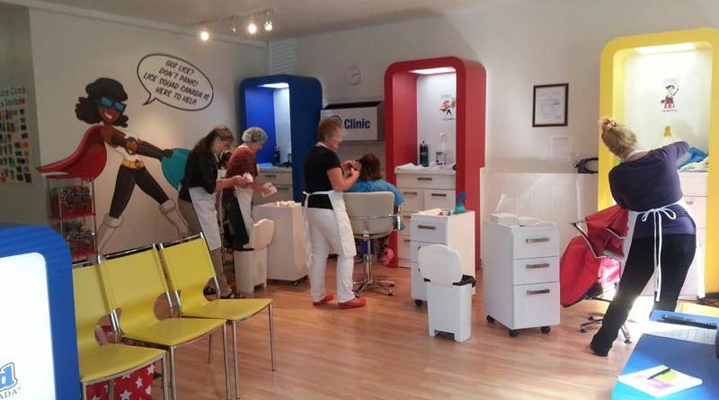 Lice Squad.com Opens Lice Removal Clinic in Calgary on Head Lice Awareness Day