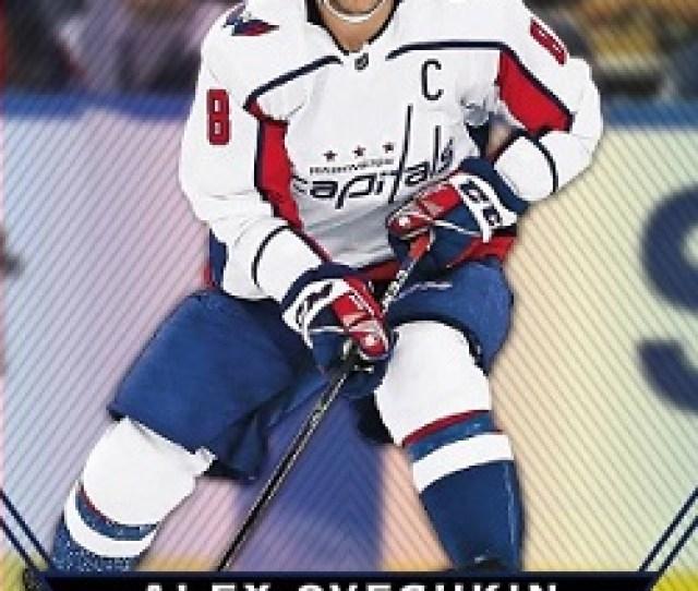 Alex Ovechkin 2018 19 Tim Hortons Hockey Card