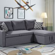 Zara Sectional Sofa 3.in.1 ( Sofa, Bed & Storage ) - Canadian ...