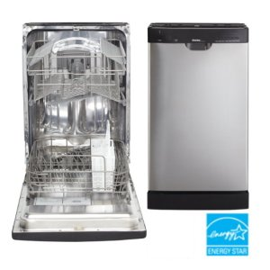 ddw1899bls1 Danby 18inch dishwasher stainless2