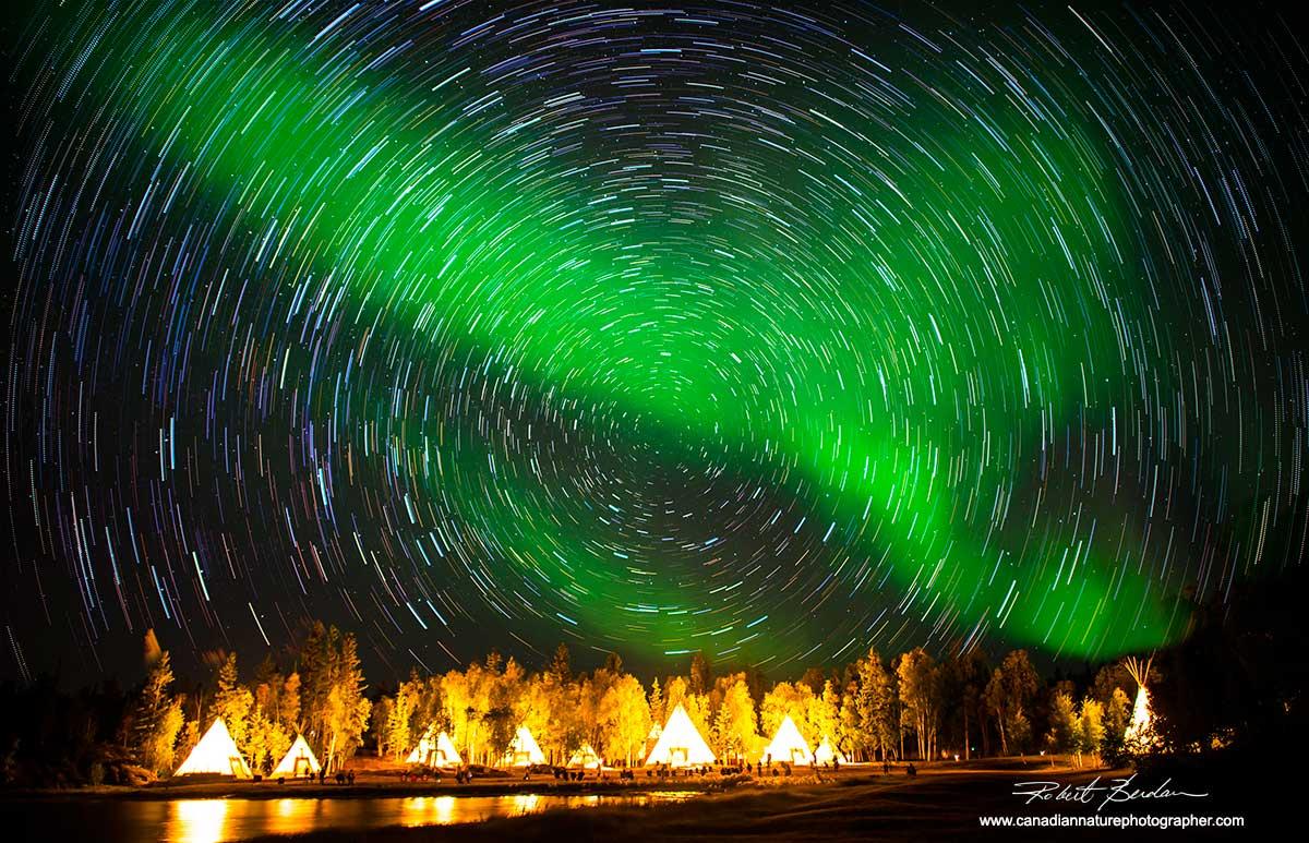 Northern Lights Menu