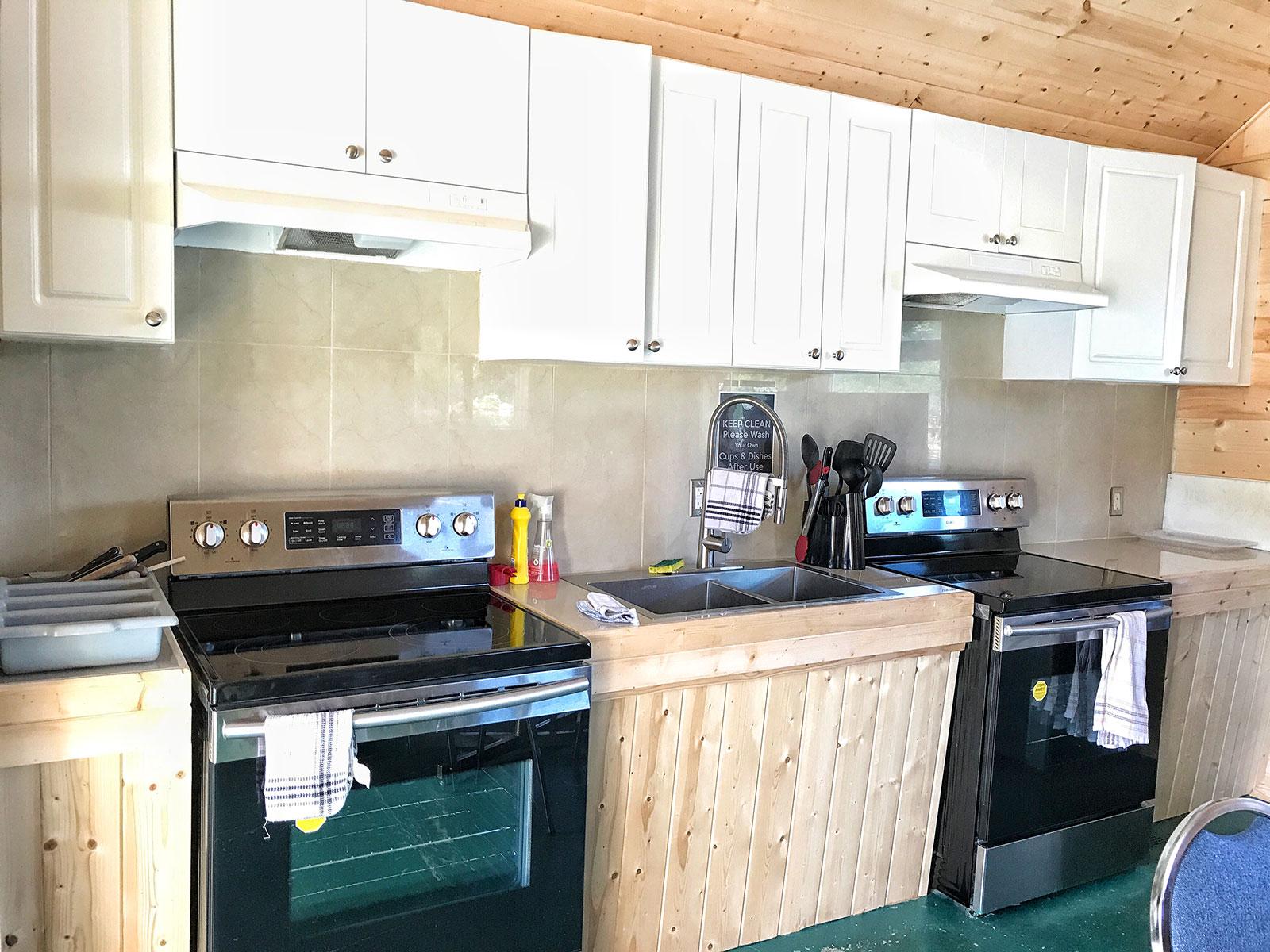 Communal Kitchen – Canadian Princess Lodge & Marine – Ucluelet ...