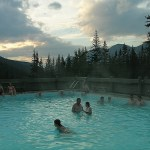 Miette Hotsprings - The hottest springs in the Rockies.