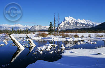Canadian Rockies Winter Vacations Six Great Activities