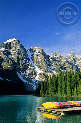 Moraine Lake - Best Photography in Banff