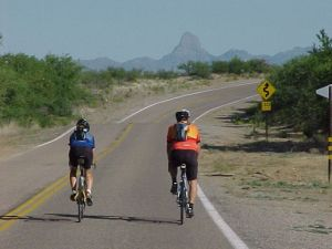 Cycling Arizona and the wild west