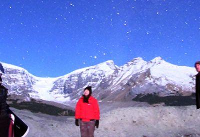 Planetarium and Telescope Stargazing