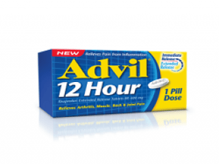 Advil 12 Hour $3 coupon - Canadian Savings Group