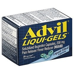 Advil Liqui Gels Save $4
