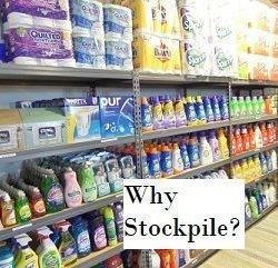 Why Stockpile?