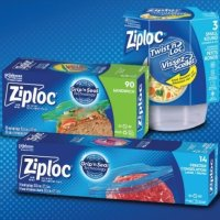 New $3.00 Printable Coupon For Ziploc Bags And Containers!