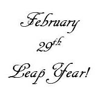 Leap Year and RRSP