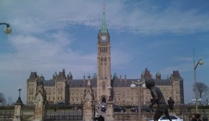 The Throne Speech, another fun part of living in Ottawa