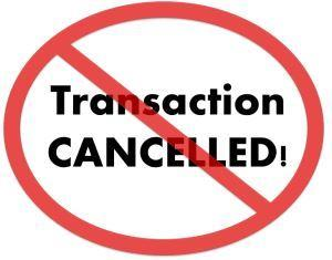 mutual fund order denied!