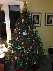 Air Miles Christmas Tree