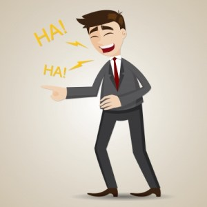 Laughing Accountant