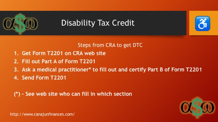 CRA Child Disability Benefit (How To) - Canadian Personal Finance Blog