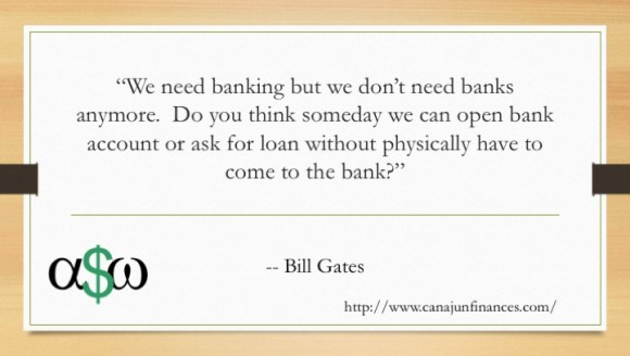 banking is necessary