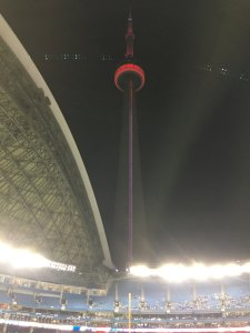 CN Tower and High Rates