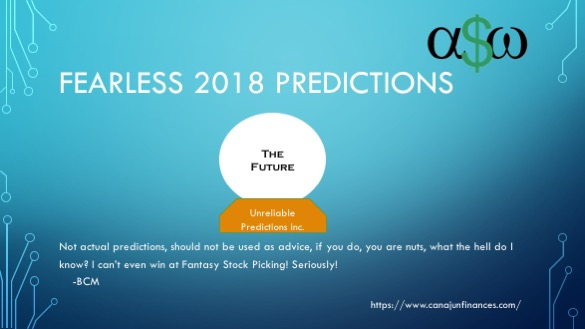 Financial Predictions