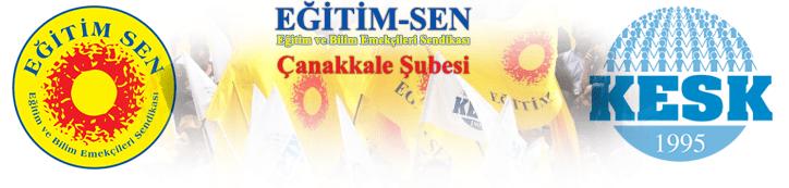 EĞİTİM-SEN Çanakkale Şubesi