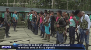 Luis Eduardo hombre de paz entre las Farc y el pueblo colombiano