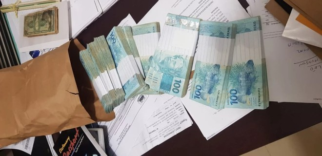 PF prende quatro prefeitos de RO e apreende R$ 5 milhões em dinheiro e joias - Canal 38 HD