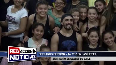 Photo of Redacción Noticias    BERTONA FERNANDO EN LAS HERAS – LAS HERAS SANTA CRUZ