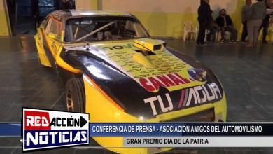 Photo of Redacción Noticias |  CARRERAS GRAN PREMIO DIA DE LA PATRIA – LAS HERAS SANTA CRUZ