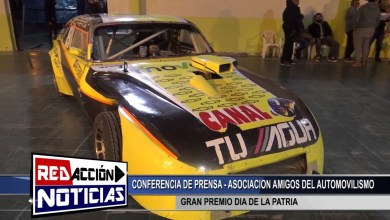 Photo of Redacción Noticias    CARRERAS GRAN PREMIO DIA DE LA PATRIA – LAS HERAS SANTA CRUZ