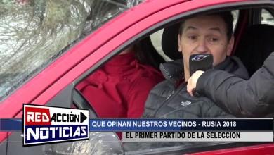 Photo of Redacción Noticias    RUSIA 2018 – OPINIÓN DE NUESTROS VECINOS – LAS HERAS SANTA CRUZ