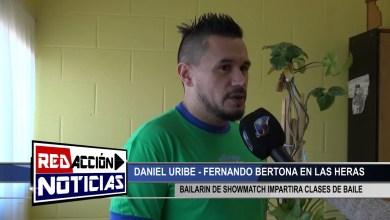 Photo of Redacción Noticias |  SANTA CRUZ-LAS HERAS – VISITA A LA CIUDAD DE FERNANDO BERTONA