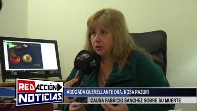 Photo of Redacción Noticias |  LAS HERAS – SANTA CRUZ – ABOGADA ROSA RAZURI – CAUSA FABRICIO SANCHEZ (PARTE 2)