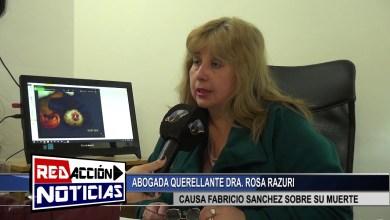 Photo of Redacción Noticias    LAS HERAS – SANTA CRUZ – ABOGADA ROSA RAZURI – CAUSA FABRICIO SANCHEZ (PARTE 1)