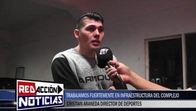 Photo of Redacción Noticias |  CRISTIAN ARANEDA DIRECTOR DE DEPORTES – BALANCE DE TRABAJO JULIO 2018 – LAS HERAS SANTA CRUZ