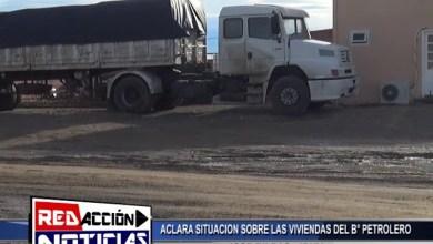 Photo of Redacción Noticias    IDUV- JOSE BILBAO- SITUACIÓN DE VIVIENDAS  EN B°PETROLEROS(PARTE 1) – LAS HERAS SANTA CRUZ