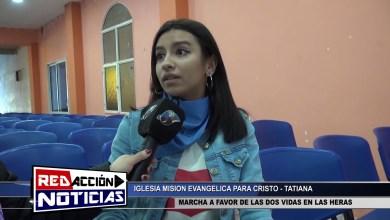 Photo of Redacción Noticias |  MARCHA PAÑUELO AZUL 2/2 – LAS HERAS SANTA CRUZ