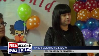 Photo of Redacción Noticias |  INAUGURACION DE MERENDERO – LAS HERAS SANTA CRUZ