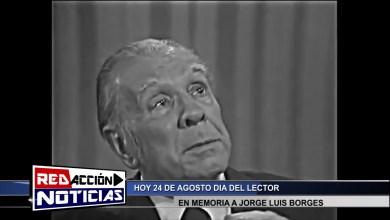Photo of Redacción Noticias |  INFORME JORGE LUIS BORGES – LAS HERAS SANTA CRUZ