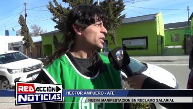 Photo of Redacción Noticias    HECTOR AMPUERO – ATE – LAS HERAS SANTA CRUZ