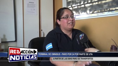 Photo of Redacción Noticias |  PARO TRANSPORTES – LAS HERAS SANTA CRUZ